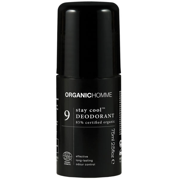 Organic Homme 9 Stay Cool Deodorant de Green People (75 ml)