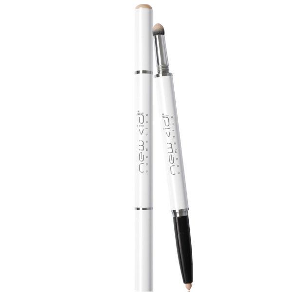 i-open Doble ExtremoEyeliner & Corrector de Ojeras deNew CID Cosmetics- Claro