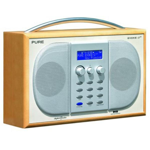 pure evoke 2xt ecoplus dab radio manufacturer. Black Bedroom Furniture Sets. Home Design Ideas