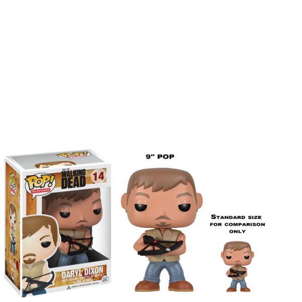 The Walking Dead Daryl 9 Inch Pop! Vinyl Figure