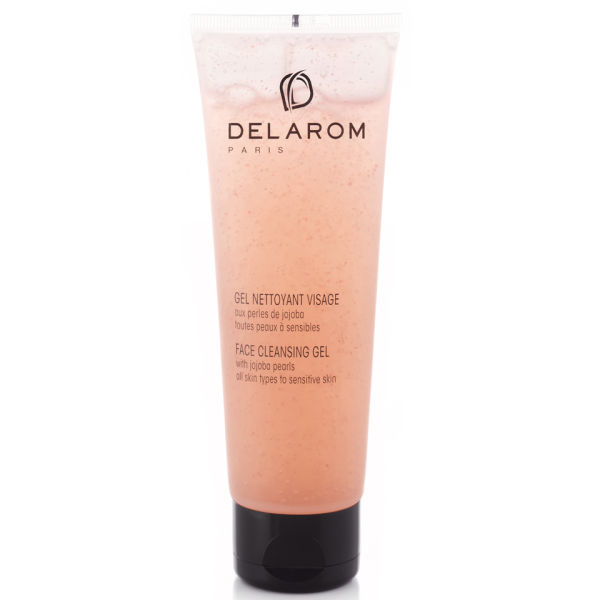 DELAROM Face Cleansing Gel (125 ml)