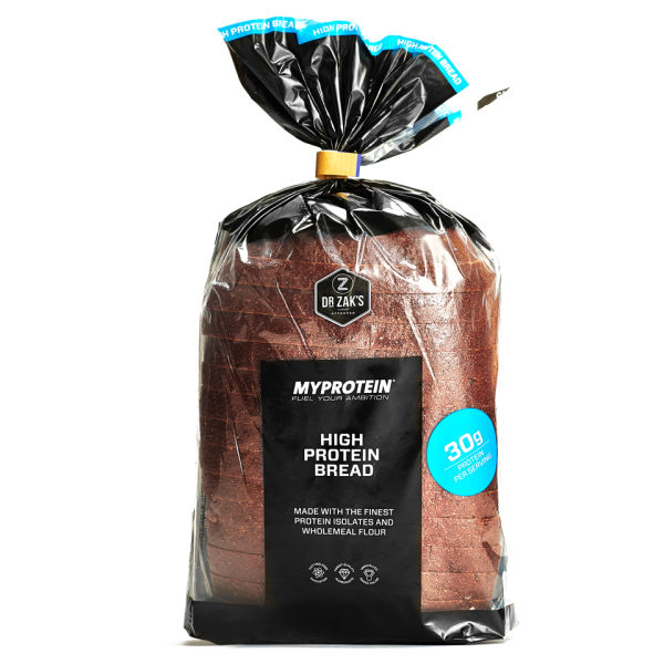 Dr Zak's High Protein Bread: Image 01