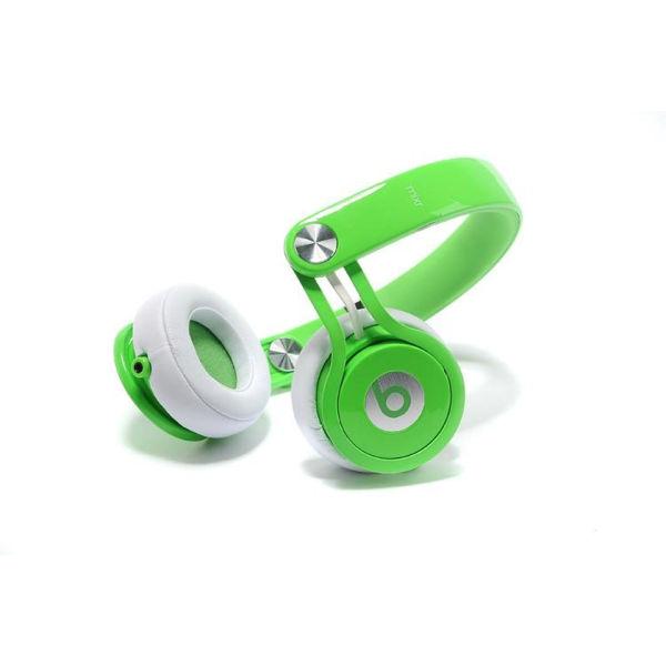 Echos Bluetooth Headphone in Neon Green