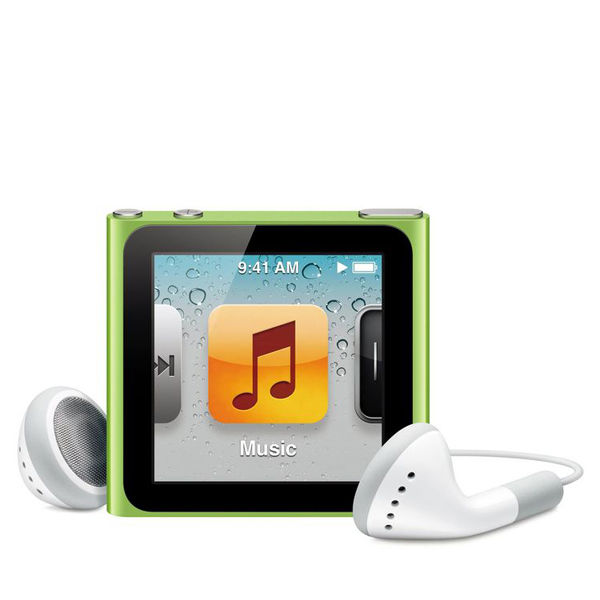 Apple iPod Nano 8GB - Green 6th Generation Electronics ...