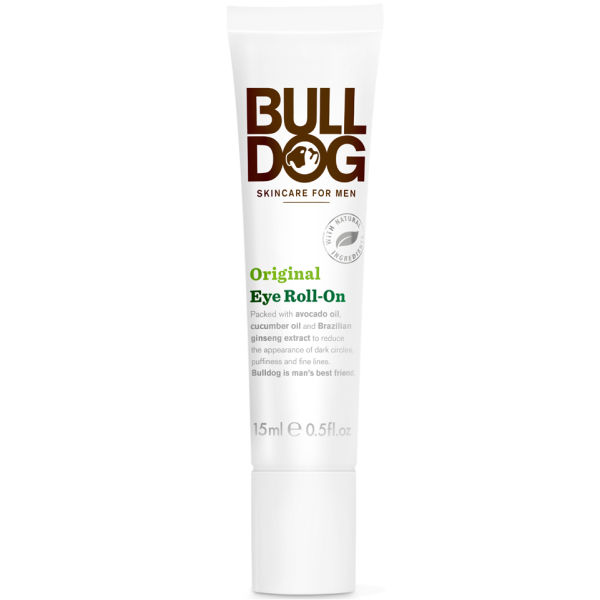 Contorno de ojos roll-on Bulldog Original 15ml