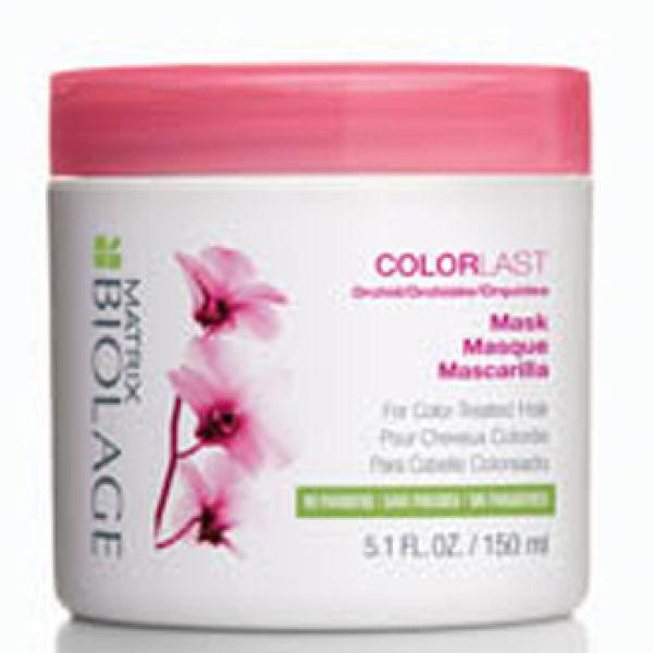 Mascarilla protección color Matrix Biolage ColorLast (150ml)