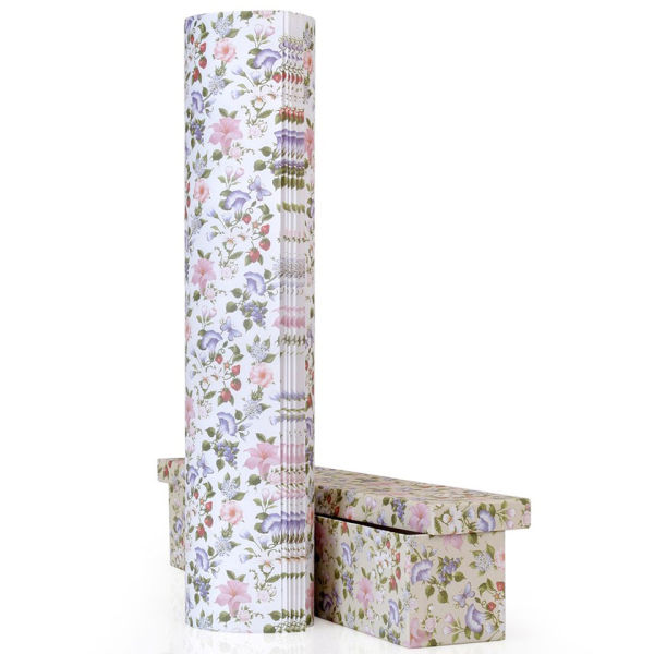 Crabtree & Evelyn Summer Hill Scented Drawer Liners (6 Sheets)