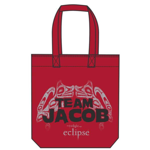Team Jacob Tote Bag 55