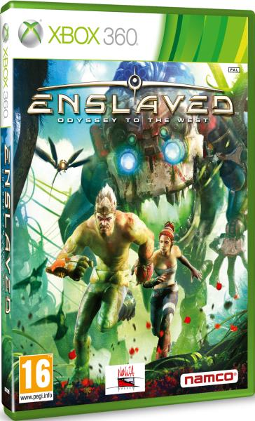 enslaved odyssey to the west xbox 360. Black Bedroom Furniture Sets. Home Design Ideas