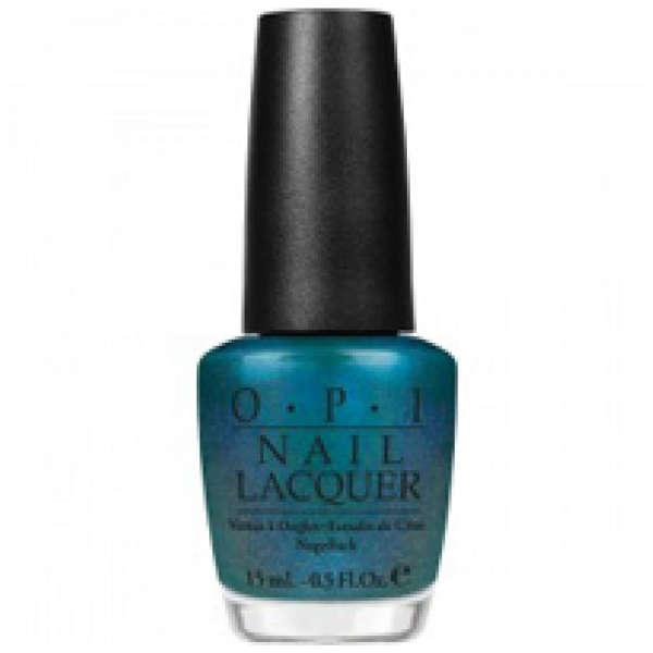OPI Nail Varnish - Austin-tatious Turquoise 15ml