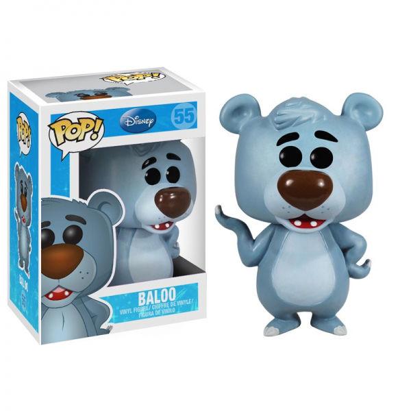 Disney Jungle Book Baloo Pop! Vinyl Figure