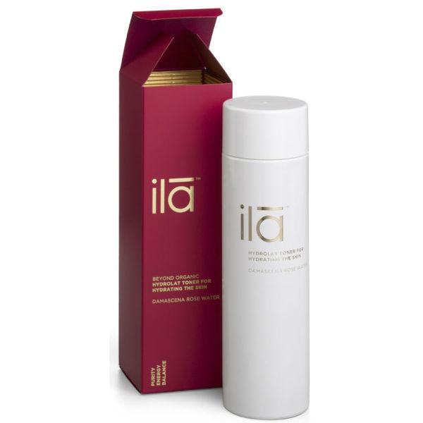 ila-spa Hydrolat Toner for Hydrating the Skin 200 ml