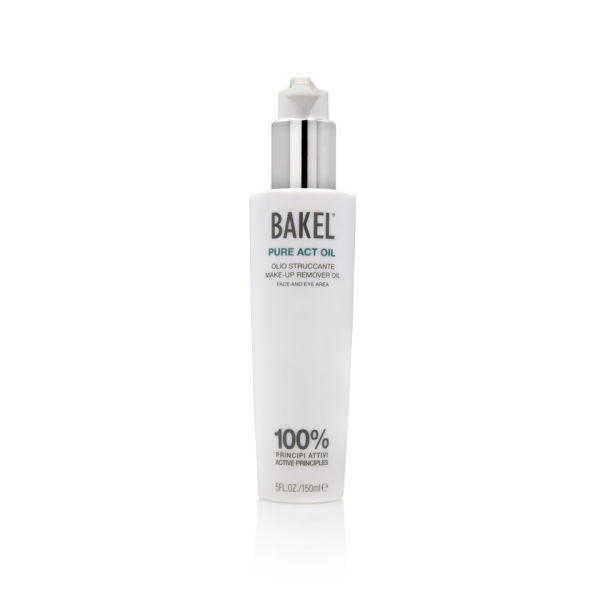 BAKEL Pure Act Oil Face and Eye Area Make-Up Remover (150ml)