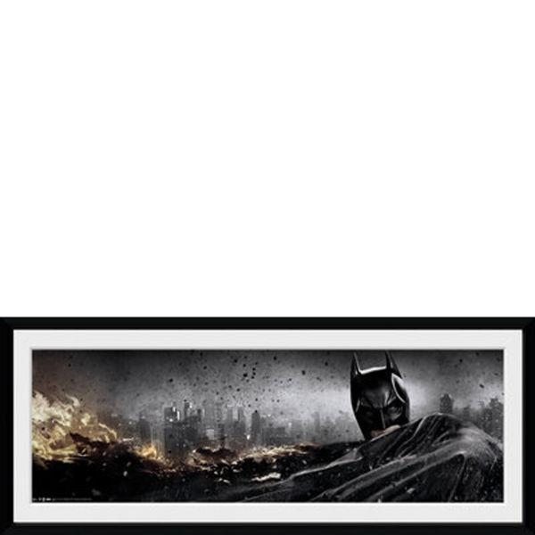 DC Comics Batman The Dark Knight Rises Action - 30x75 Collector Prints