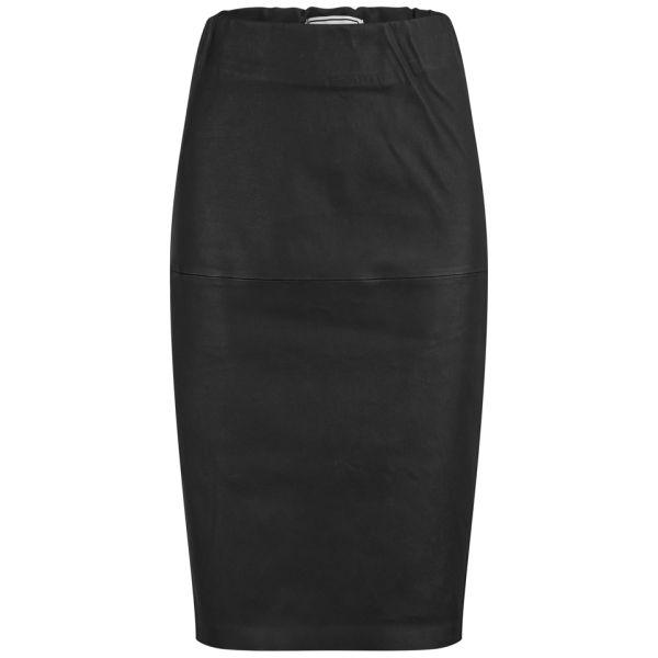 By Malene Birger Women's Florida Pencil Skirt - Black