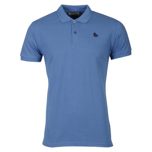 Jack jones men 39 s org polo shirt cobalt blue clothing for Cobalt blue polo shirt