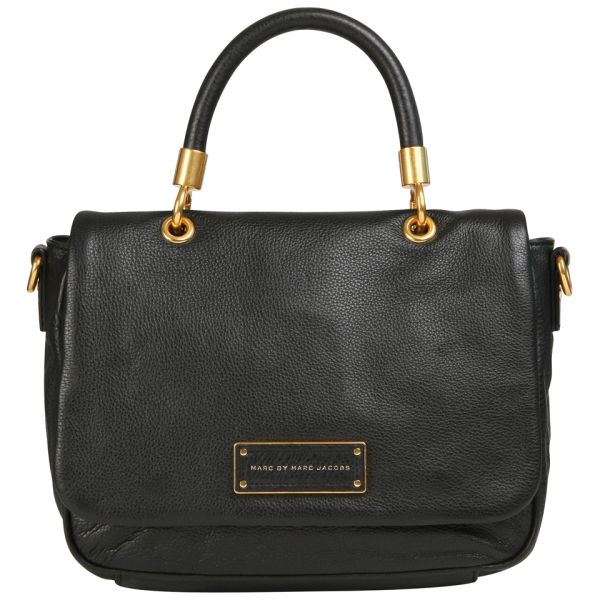 Marc by Marc Jacobs Small Top Handle Bag - Black - One Size