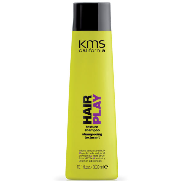 KMS California Hairplay Texturising Shampoo (Struktur & Fülle) 300ml