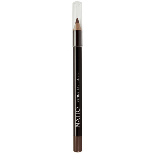 Natio Define Eye Pencil -Braun