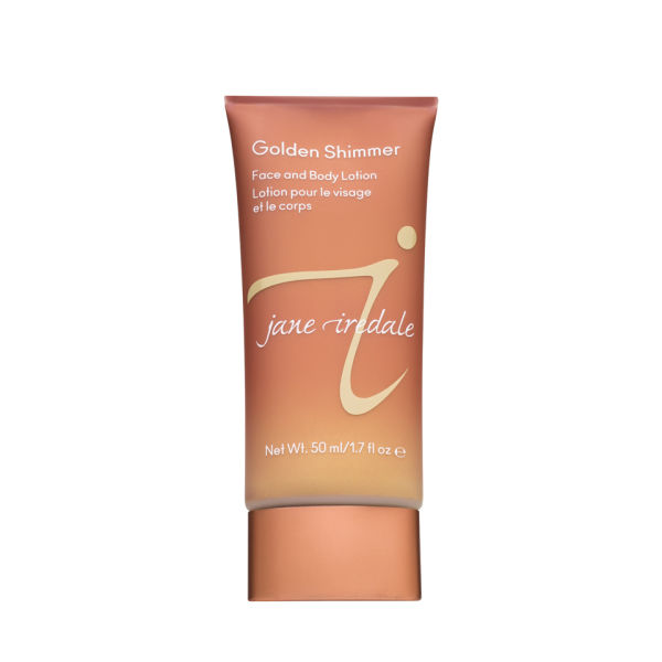 jane iredale Golden Shimmer Face And Body Lotion (50ml)