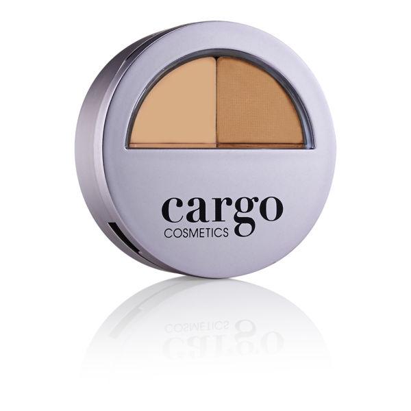 Cargo Cosmetics Double Agent coffret anti-cernes - 6W
