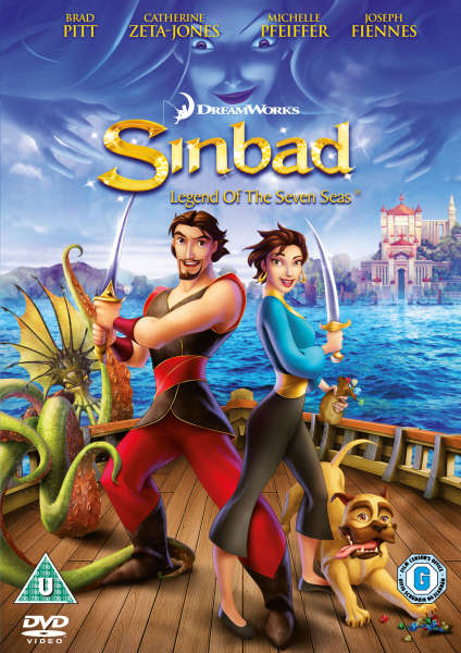 an analysis of sinbad the non classical hero The problem is that as much as sinbad wants to be a hero, he does not believe it  is possible to change, and eris does her best to make sure he.