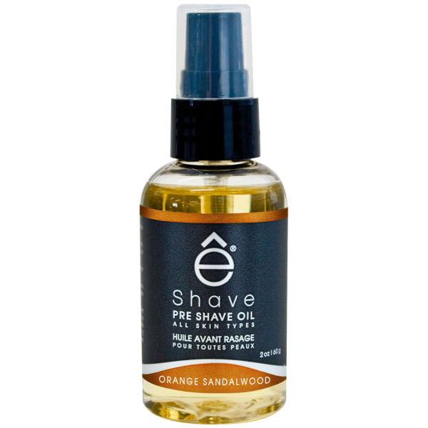 Aceite para antes del Afeitado eShave Orange Sandalwood (59ml)