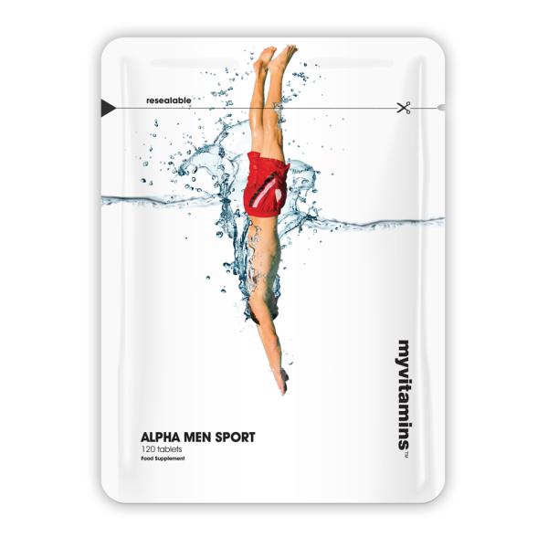 Alpha Men - Sport