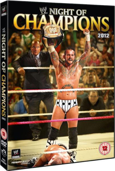 WWE: Night of Champions 2012 IWOOT