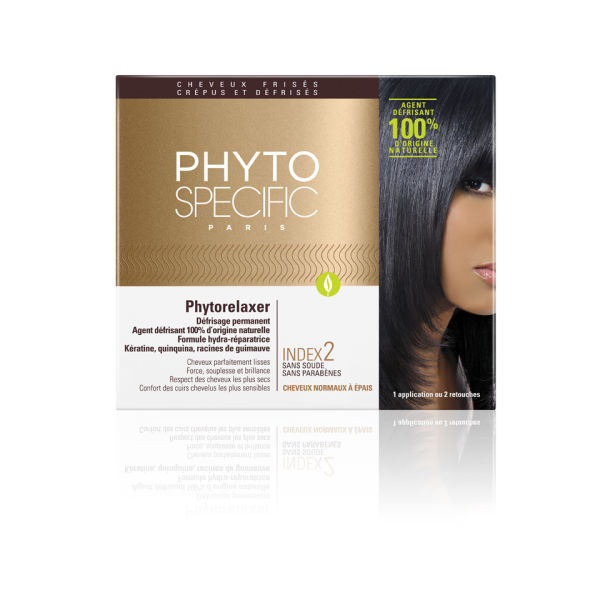 Phytospecific Phytorelaxer défrisage permanent Kit 2
