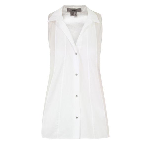 Helmut Lang Women's Poplin Shirt - Optic White
