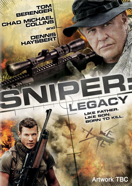 Telecharger Sniper: Legacy Dvdrip