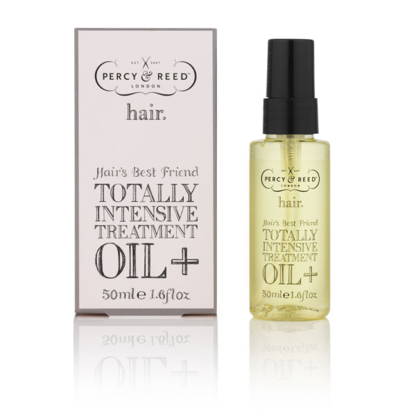 Percy & Reed Hair's Best Friend Totally Intensive Treatment Oil+ (50ml)
