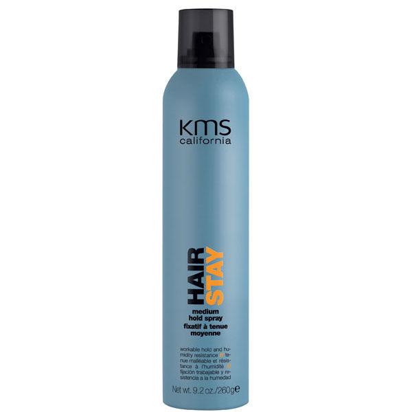 Kms California Hairstay Medium Hold Spray (Aerosol) (300ml)