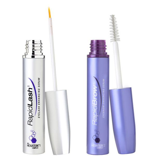 RapidLash & RapidBrow Duo Worth £76.99