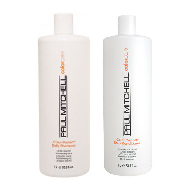 Paul Mitchell Color Care Litre Duo