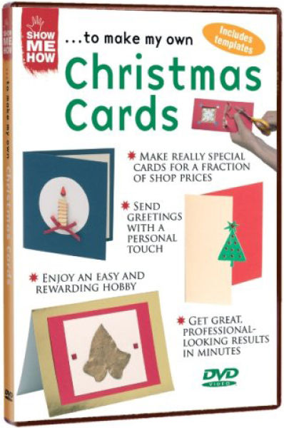 Show me how to make my own christmas cards iwoot for How to make your own christmas cards