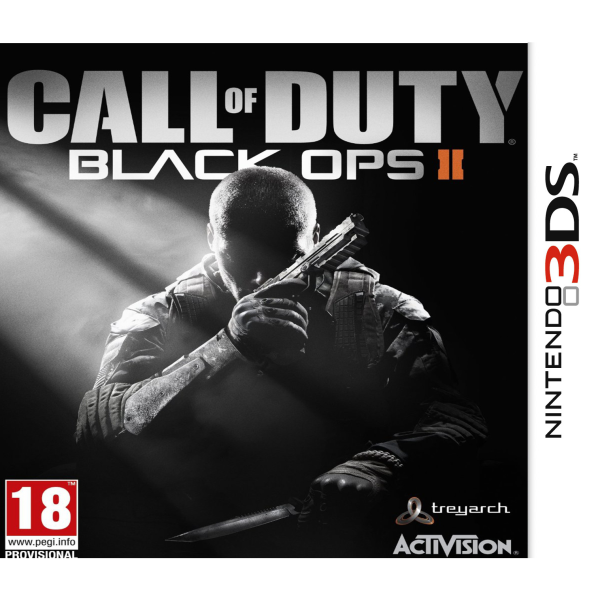 Call Of Duty 2 3ds : Call of duty black ops nintendo ds zavvi