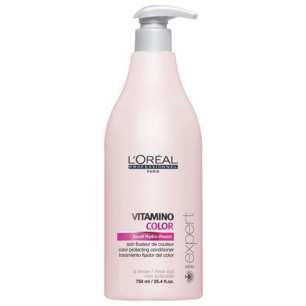 L'Oreal Professionnel Serie Expert Vitamino Color Conditioner 750ml (coloriertes Haar)