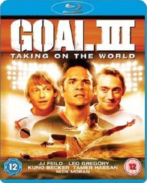 Goal 3 blu ray thehut com