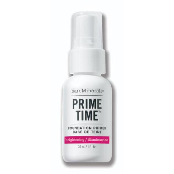 Base de maquillaje bareMinerals Prime Time® Brightening (30ml)