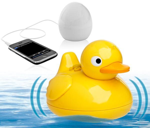 iDuck Floating Wireless Speaker