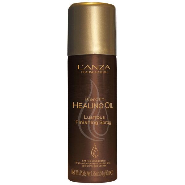 L'Anza Keratin Healing Oil Lustrous Finishing Spray (60ml)