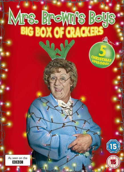 Mrs Brown's Boys - Christmas Specials 2011-2013