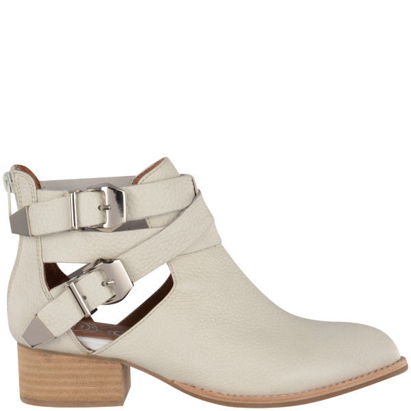 Jeffrey Campbell Women S Everly Leather Ankle Boots Off