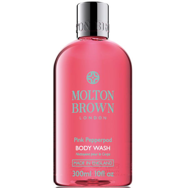 molton brown pink pepperpod body wash 300 ml gratis lieferservice weltweit. Black Bedroom Furniture Sets. Home Design Ideas