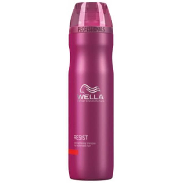 Shampoing renforçant pour les cheveux sensibles Wella Professionals Resist