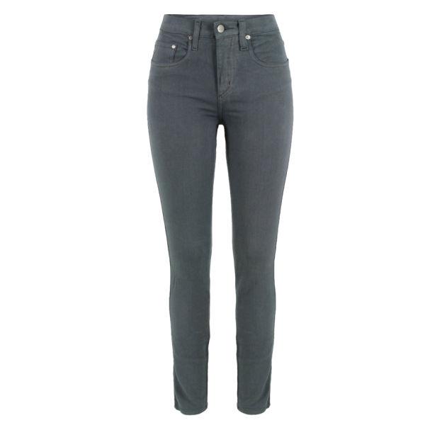 Nobody Women's Cult Skinny Jeans - Grey