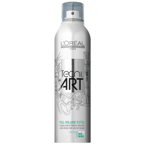 L'Oréal Professionnel Tecni ART Full Volume Extra Mousse (250ml)