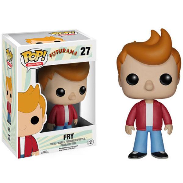 Futurama Fry Pop! Vinyl Figure